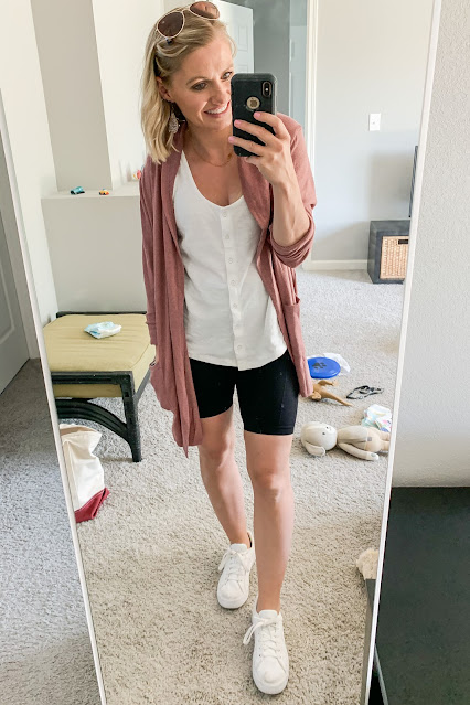 Real-Life Stay-At-Home-Mom Outfits- Summer 2021