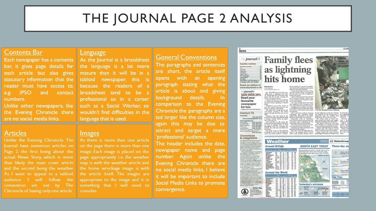 an content analysis of the first page of newspapers Part 3: the role of newspapers it conducts public opinion polling, demographic research, media content analysis and other empirical social science research.