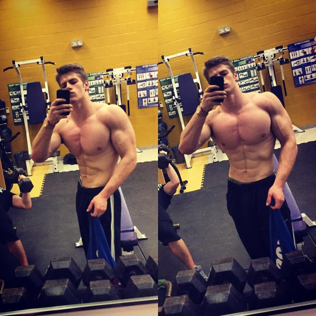 sexy-young-shirtless-beefy-muscle-bro-selfie-young-strong-hunk-swole-body-veiny-biceps-huge-pecs