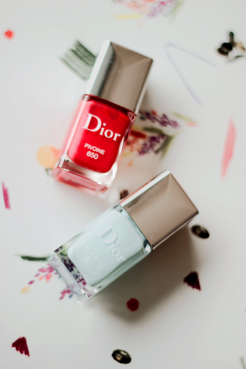 dior glowing gardens spring 2016 collection bleuette pivoine vernis