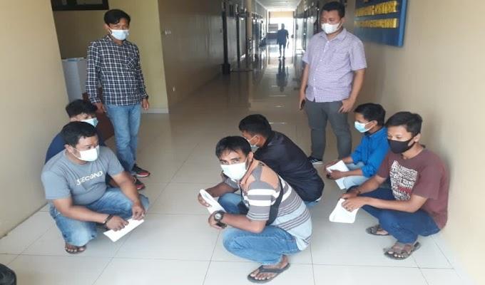 Hari ke-8 Operasi Premanisme, Polda Banten dan Polres Jajaran Berhasil Amankan 85 Orang