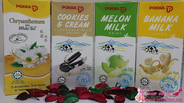 Pokka Product