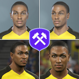 PES 2019 Faces Abdou Diallo by Volun