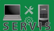 icon PC Servis