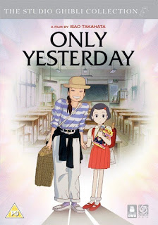 Only Yesterday 1991 Anime 720p BluRay 950MB With Bangla Subtitle