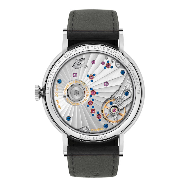 Nomos Glashütte Lambda 175 Years Watchmaking Glashütte