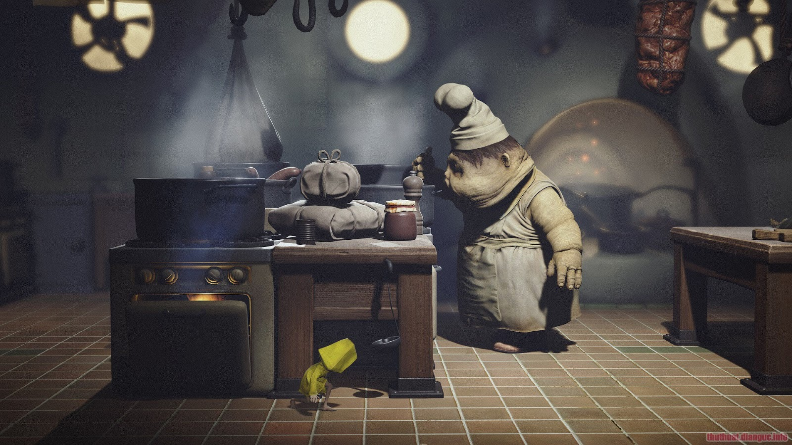 Download Game Little Nightmares Full Crack