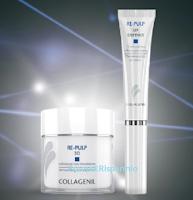 Logo Collagenil: richiedi gratis un campione omaggio Re-Pulp