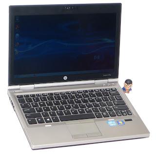 Laptop HP EliteBook 2570p Core i7 Second Malang