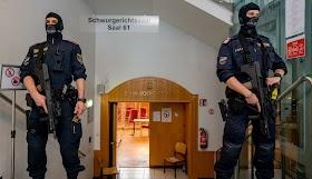 بداية محاكمة ثلاث أشخاص في النمسا العليا من المتعاطفين مع تنظيم داعش الإرهابي