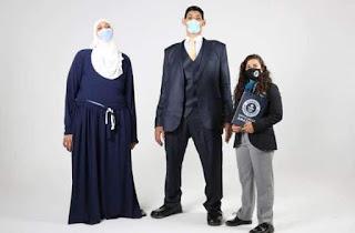 شقيقان مصريان يحطمان الأرقام القياسية بموسوعة جينيس العالمية