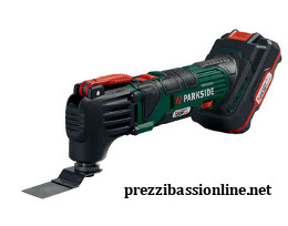 Elettroutensile multiuso ricaricabile 20v parkside da lidl for Idropulitrice parkside lidl opinioni