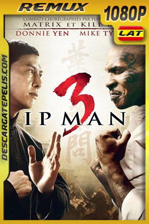 Ip Man 3 (2015) 1080p BDRemux Latino – Chino