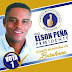 Elson Peña, es designado director regional de Obras Públicas