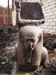 Ka Statue of King Ramesses II
