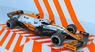 McLaren 2021 Monaco