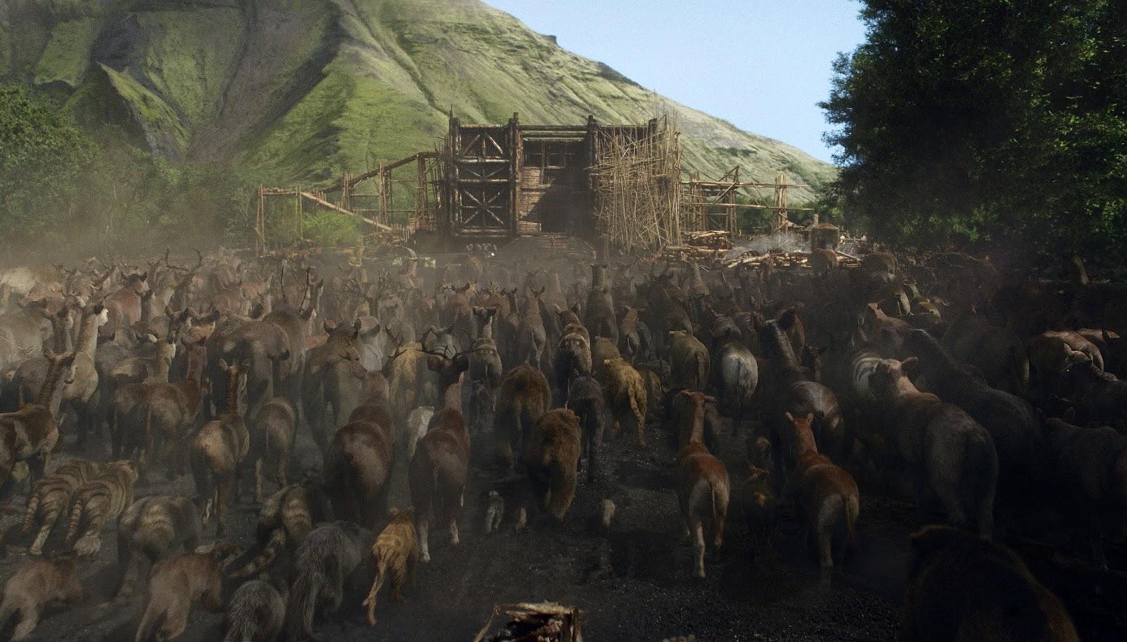 Cinema Viewfinder Movie Review Noah 2014