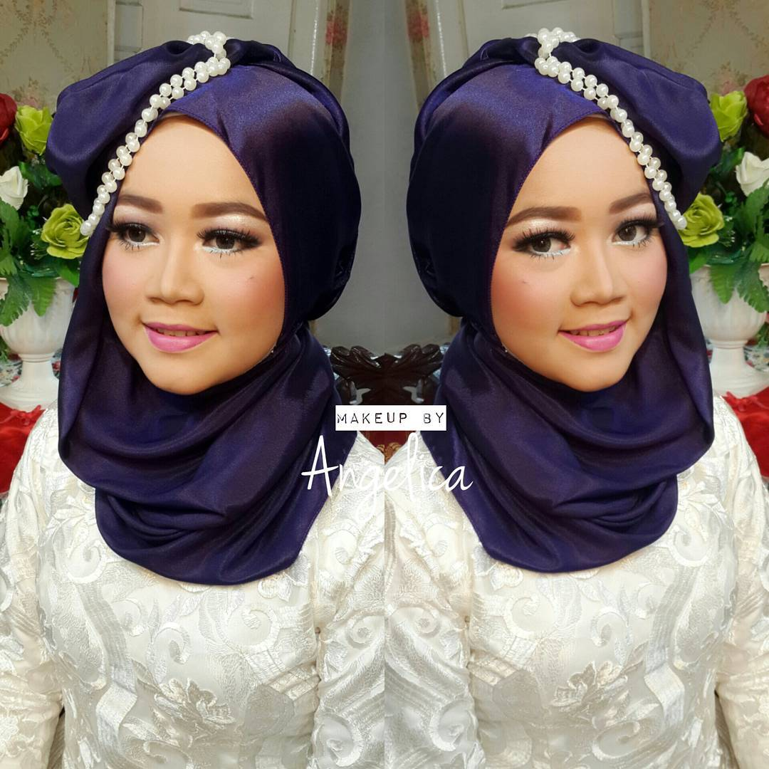 Video Tutorial Hijab Pesta Elegan - Hijab Top Tips