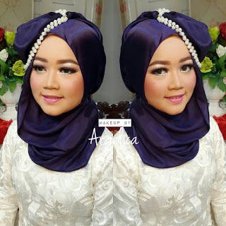 Model Jilbab Buat Kebaya