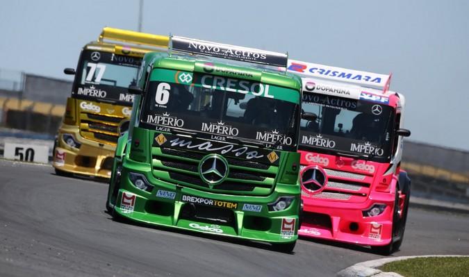 AM Motorsport disputa título das montadoras para a Mercedes-Benz