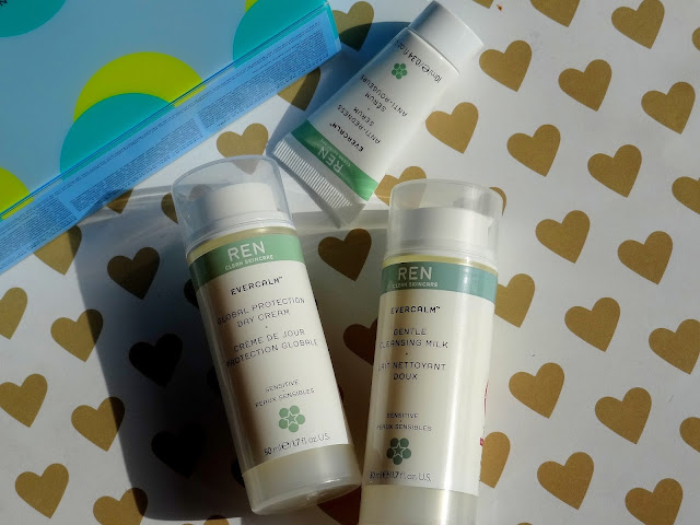REN Evercalm Holiday Gift Set