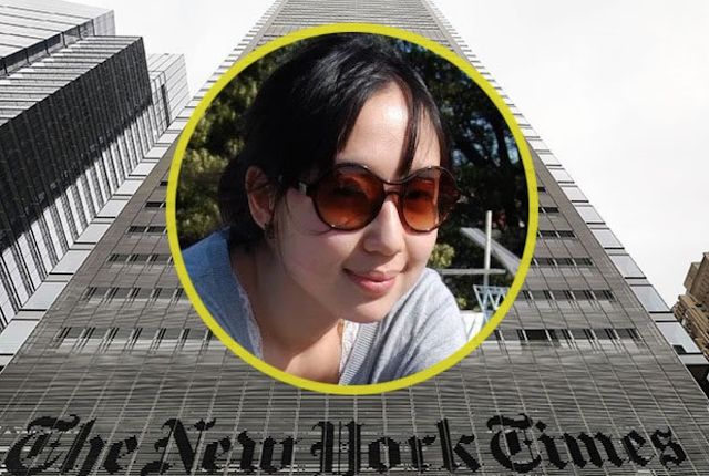 NY Times New Hire Sarah Jeong 'Regrets' Professing Hate for 'Dumbass F*cking White People