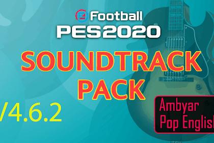 SOUNDTRACK PACK - PES Mobile V4.6.2 BY IDSPHONE
