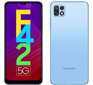 سامسونج Samsung Galaxy F42 5G