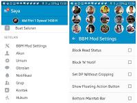 MULTI BBM MOD v3.3.9.119 APK Full DP Terbaru