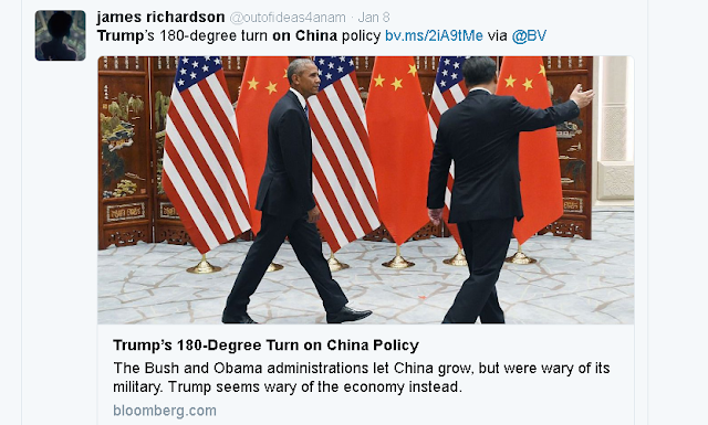 US-China trade war coming