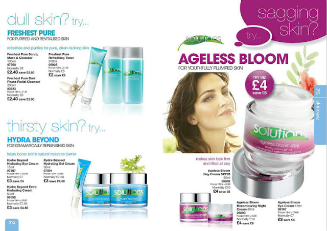 solutions ageless bloom day