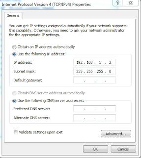 Netinstall Router Mikrotik