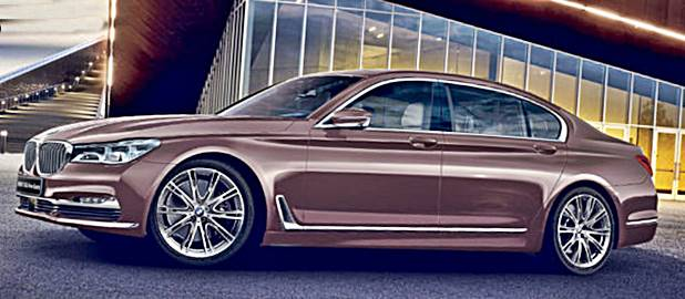 BMW 7 Series Rose Quartz Edition Introduced as Japan-Only Model