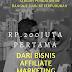 Kisah Sukses 200 Juta Pertama dari Bisnis Affiliate Marketing