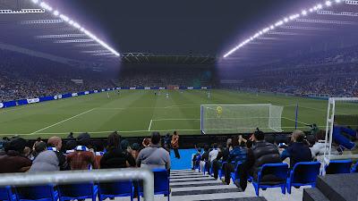 PES 2021 Madejski Stadium