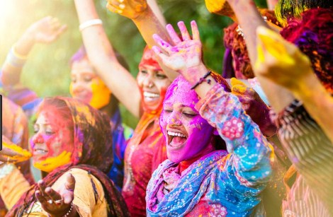 Holi Wishes 2019 For Friends And Family । Holi Sms, Holi Messages, Holi Quotes, Holi Status । Holi 2019