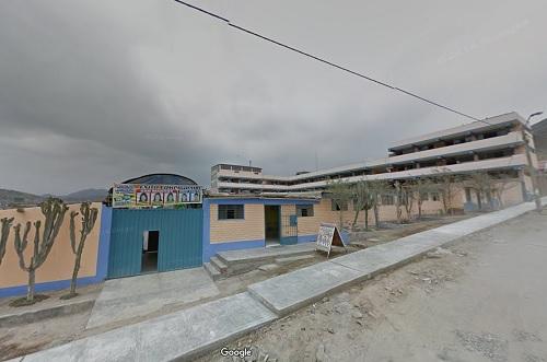 Escuela MONITOR HUASCAR - Huertos de Manchay