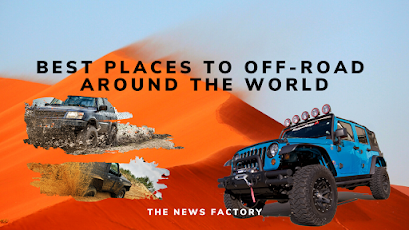 There is no doubt that there are many highly rated scenic and challenging off-roading places in the great USA.