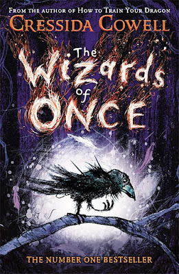 The Wizards of Once by Cressida Cowell book cover