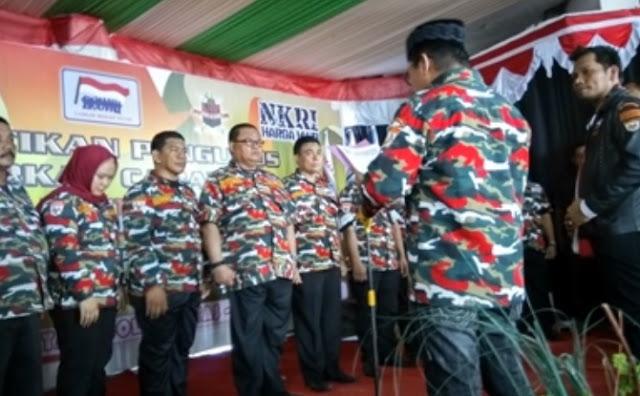 Hadiri Pelantikan LMP Macab Parepare, Ini Harapan Ketua LMP Mada Prov Sulsel