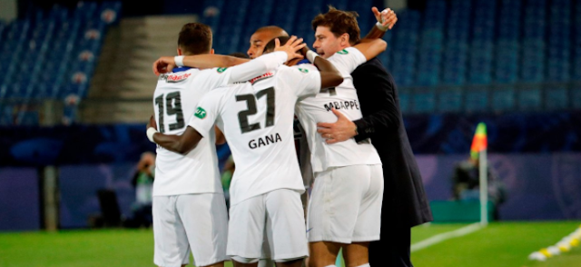 ملخص واهداف وركلات الترجيح مباراة مونبلييه وباريس سان جيرمان (2-2) كأس فرنسا