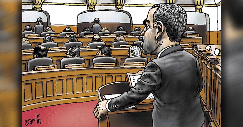 Carlincaturas Miércoles 5 Junio 2019 - La República