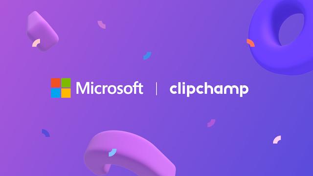 مايكروسوفت تستحوذ على محرر الفيديو السحابي Clipchamp
