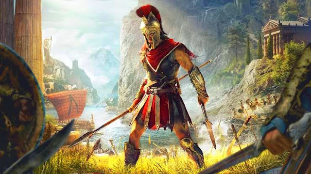 """The Discovery Tour of """"Assassin's Creed Odyssey """" surpasses the 2.3 million gamer"""