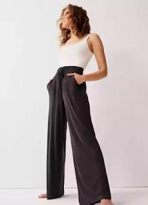 cei mai buni pantaloni evazati de dama pentru vara ieftini in tendinte