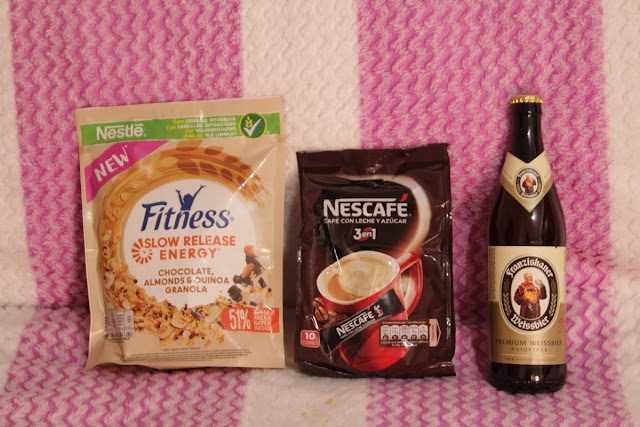Cereales Fitness Granola