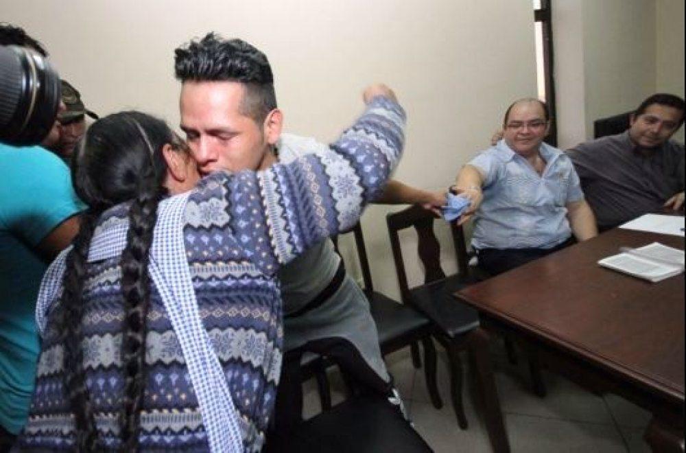 Reynaldo Ramírez estuvo más de dos sentenciado; en 2017 volvió a su casa con promesas laborales del anterior ministro de Justicia, pero ahora está desempleado / ARCHIVOS