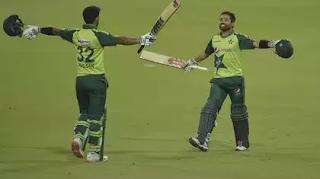Cricket Highlightsz - South Africa vs Pakistan 1st T20I 2021 Highlights