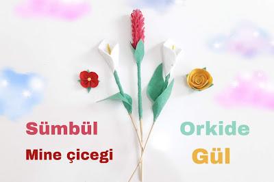 keceden-gul-sumbul-mine-cicegi-orkide-yapimi