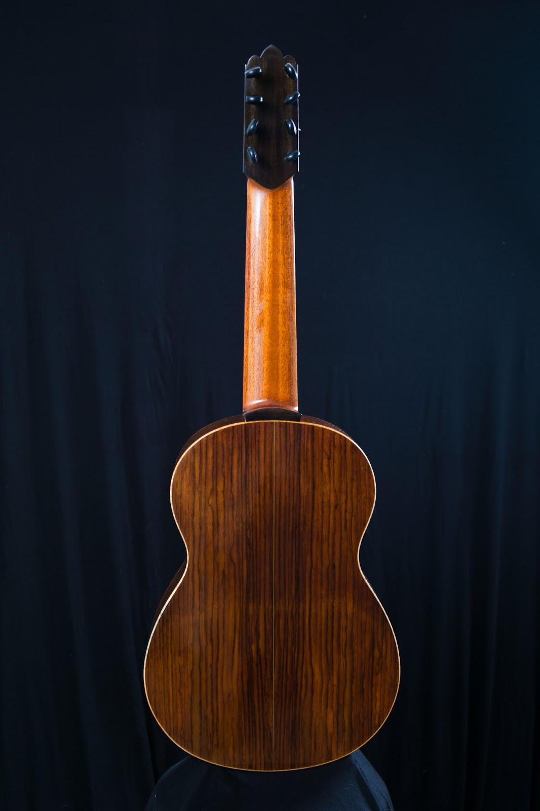 Guitarras custom construídas por Rodolfo Cucculelli ...